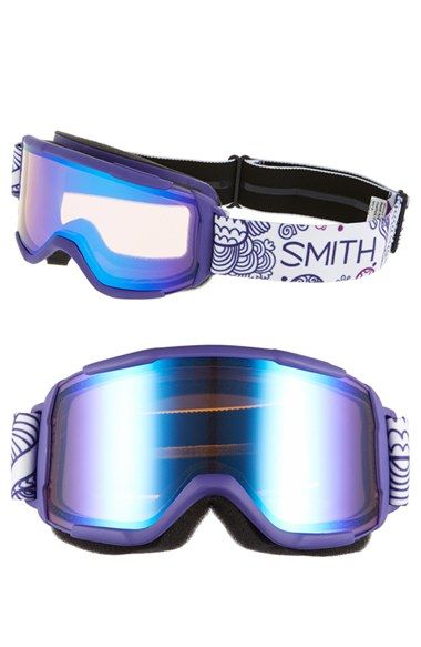 Smith+Optics+'Daredevil'+171mm+Snow+Goggles+available+at+#Nordstrom