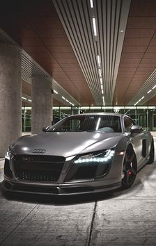 Beautiful Modified Audi R8 in Gun Metal. A website that will help you find and buy a new or almost new car for a fraction of a cost. Government and Police Auctions for Cars, Trucks and SUVs America's most trusted source for Government seized and surplus car sales
