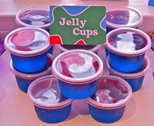 Fruit salad cups instead