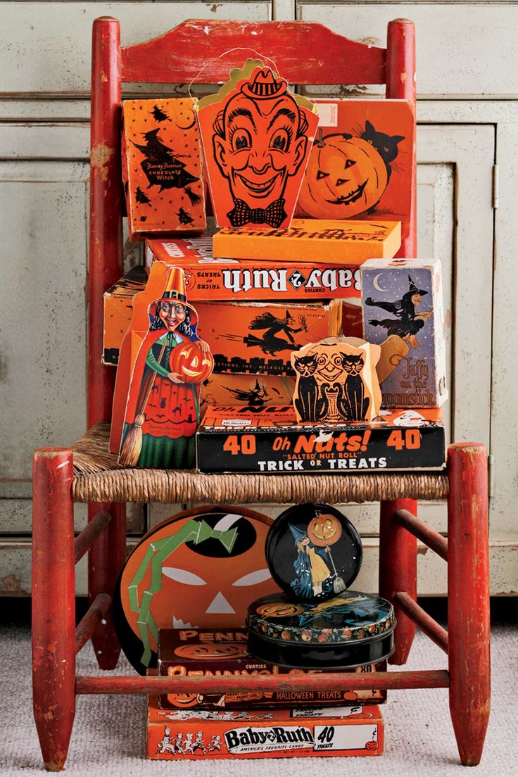 113 best Seasonal decor inspiration images on Pinterest Halloween - Decorating For Halloween