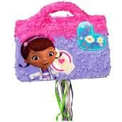Disney Junior Doc McStuffins Doctor Bag 3D Pull-String Pinata