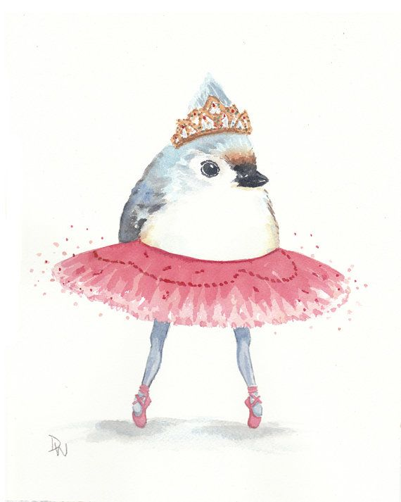cute.  (watercolor by WaterInMyPaint)