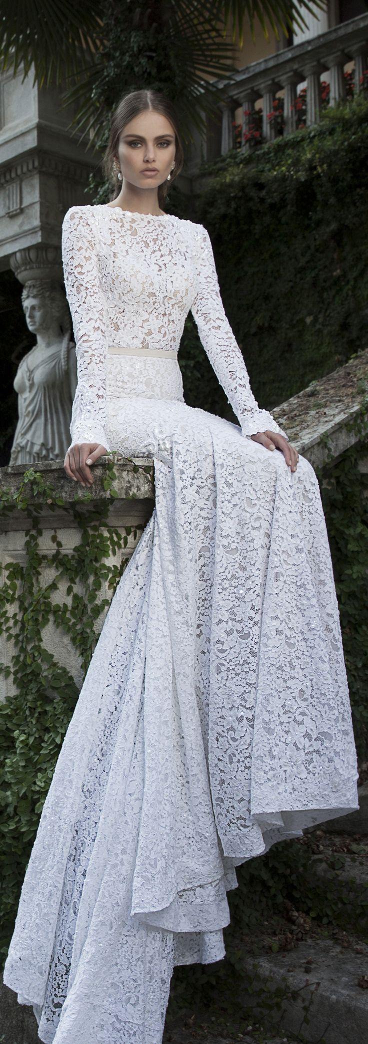 #BERTA lace perfection <3