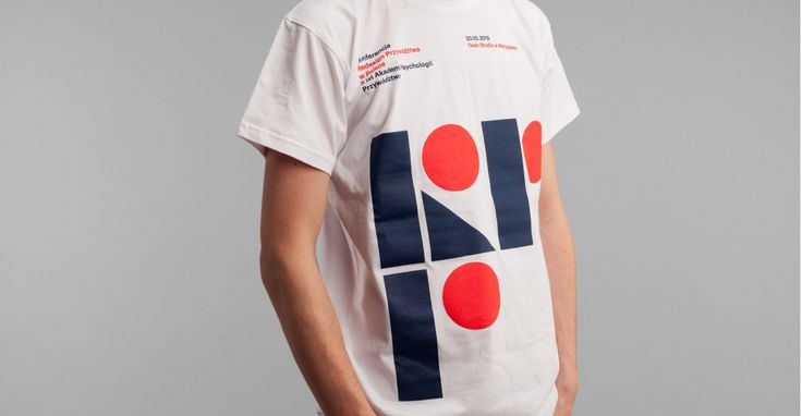 Redesign Przywodztwa conference t-shirt