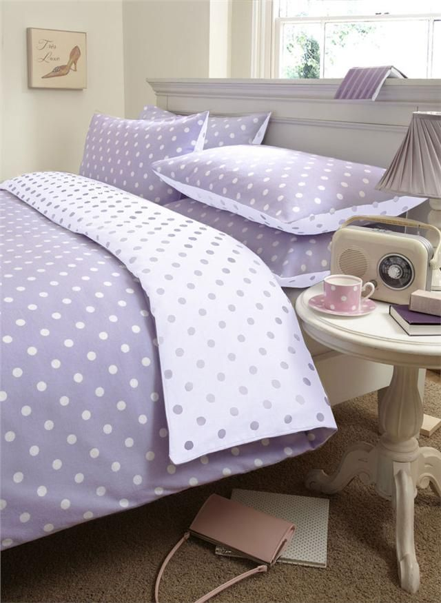 14 best Bedding images on Pinterest | Beautiful, Bedroom designs ... : lilac quilt cover - Adamdwight.com