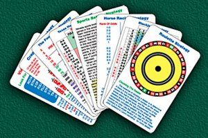 Roulette casino strategy cards video