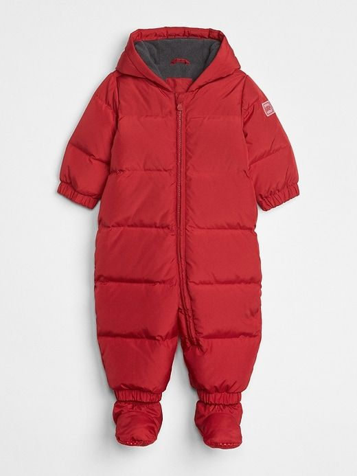 bb5012ac2dd Gap Baby Coldcontrol Max Snowsuit Red Apple | Products | Winter ...