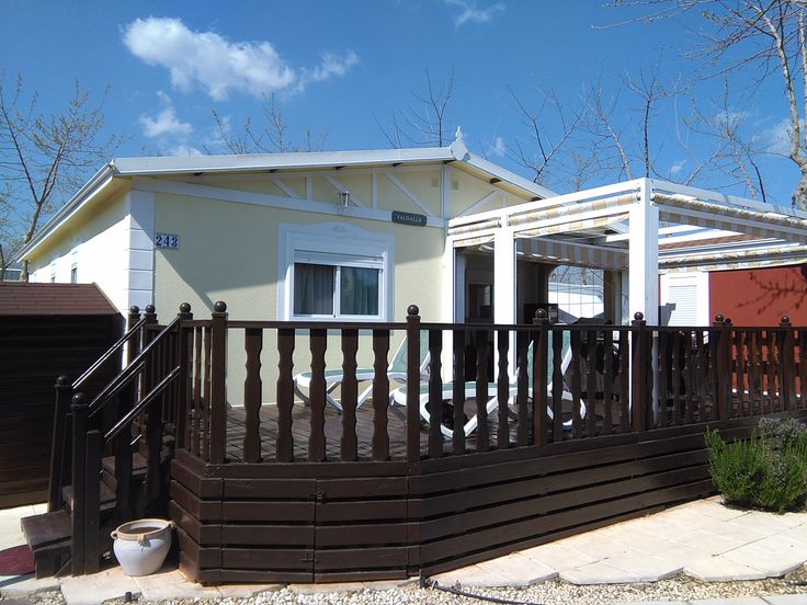 Stunning 3 Bedroom 2 Bathroom Aitana (double unit) Residential Mobile Home For Sale On Camping Almafra Caravan Park In Benidorm, Costa Blanca, Spain. One of the largest Homes available situated on …