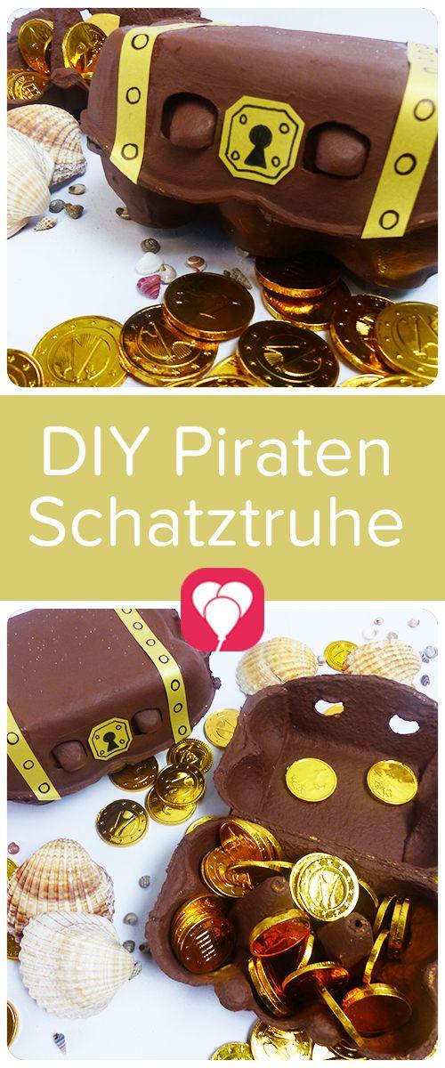 Warum immer die Gastgeschenke in einer Tüte verschenken? Wir haben hier mal eine witzige neue Idee für die Mitgebsel, die ganz einfach nachgemacht werden kann. Auf blog.balloonas.com zeigen wir Dir, wie es geht! Und wir haben noch ganz viel mehr Ideen für Deinen Kindergeburtstag! #balloonas #kindergeburtstag #pirat #gastgeschenk #mitgebsel #diy #selbermachen #favor