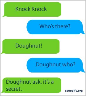 Best Knock Knock Jokes, Pick Up Lines And Humor