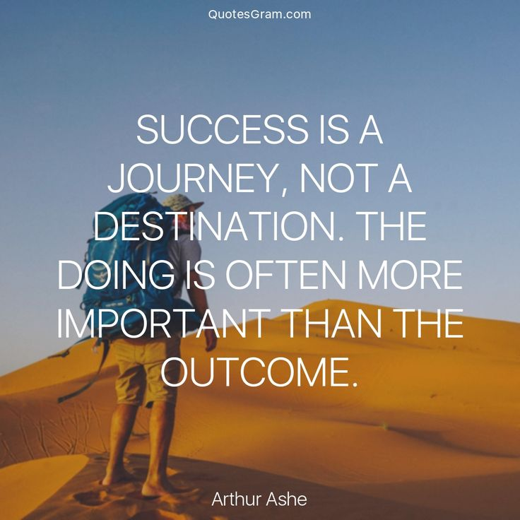 Quotes On Journey Of Success: 417 Best → Quote Of The Day ← Images On Pinterest
