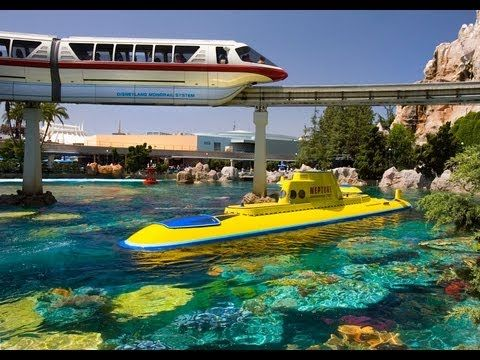 Go under the sea with nemo and friends on the finding nemo for Sejour complet disneyland
