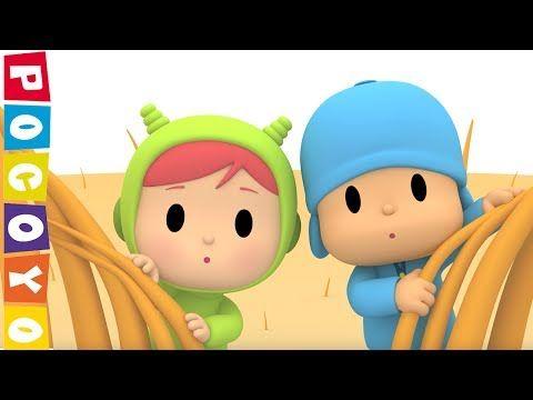 Let's Go POCOYO! 60 minutos de Pocoyo en español - caricaturas infantiles [2] - YouTube