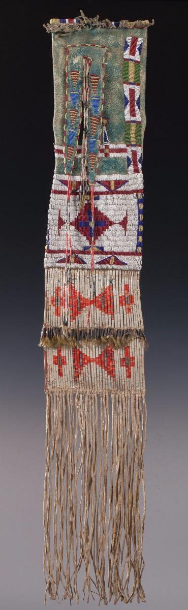Lakota Pipe Bag - Old West Events