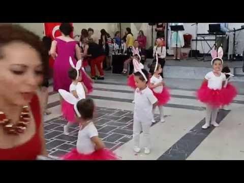 Hop Hop Tavşan (Tavşan rondu) - YouTube