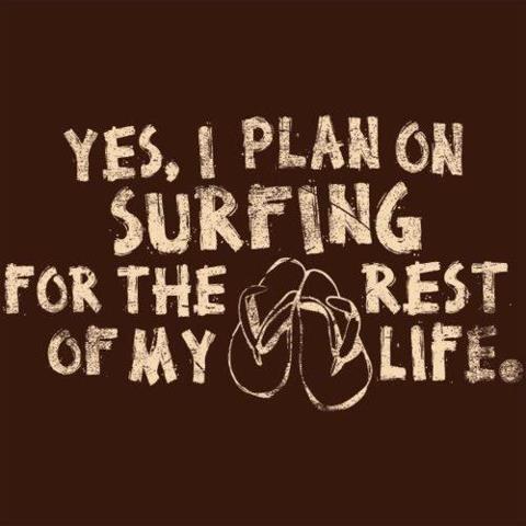 surf forever