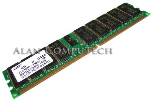Buy Samsung 2GB DDR PC2100 ECC Memory NEW for 34.51 USD | Reusell