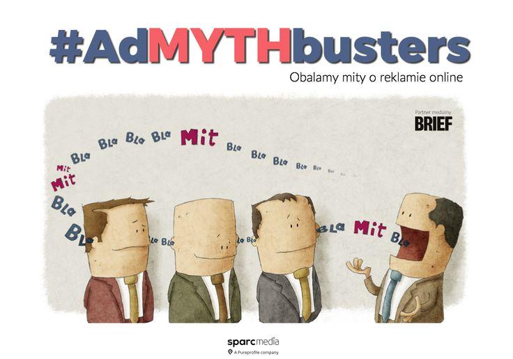 #AdMythBusters Obalamy mity o reklamie online! Pobierz i poznaj 26 mitów o reklamie internetowej. #marketing #reklamaonline #onlinemarketing #raport