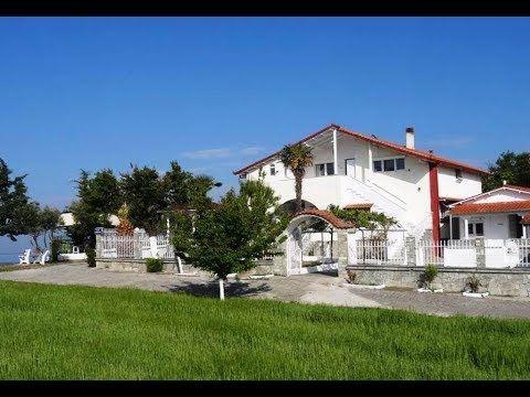 Ferienvilla  Pension   zu Verkaufen in Chalkidiki Raum Nea Kalikratia