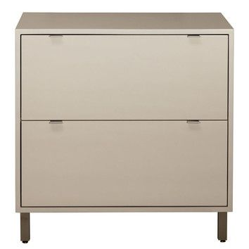 urbangreen furniture high line lateral file cabinet comes in different finishes
