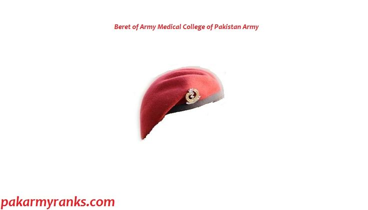 Beret For Boys And Girls Of Army Medical College