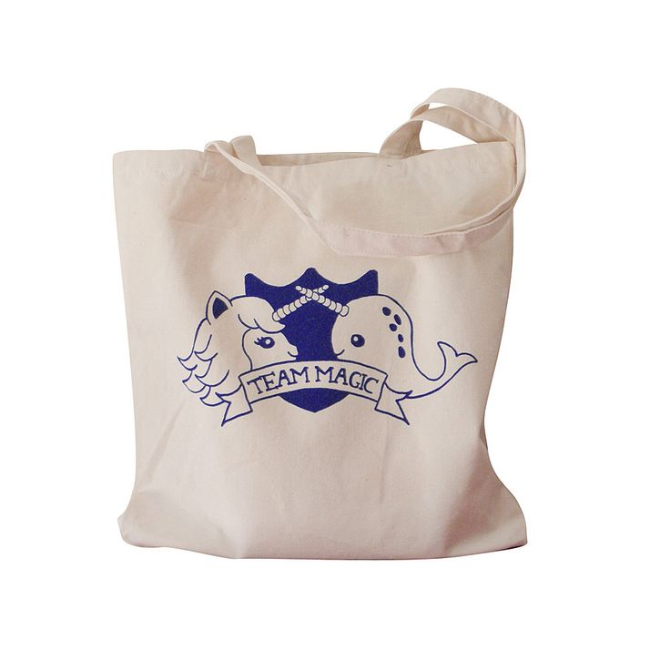 Narwhal Unicorn Tote Bag - TEAM MAGIC Priont on a Natural Canvas Tote Bag by theboldbanana on Etsy https://www.etsy.com/listing/107031162/narwhal-unicorn-tote-bag-team-magic