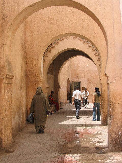 La Medina, Marruecos