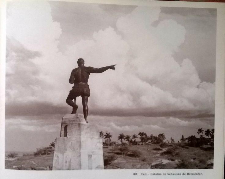 Monumento a Sebastián de Belalcazar. Foto: Alberto Lenis B.