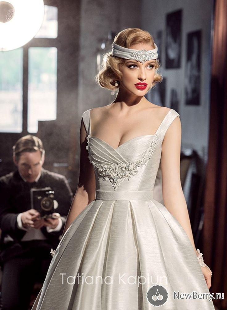 Свадебные платья Tatiana Kaplun 2017