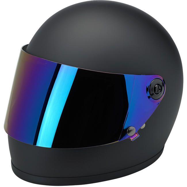 9a6da13b Biltwell Inc. / Biltwell Gringo S Anti-Fog Shield - Rainbow Mirror ...
