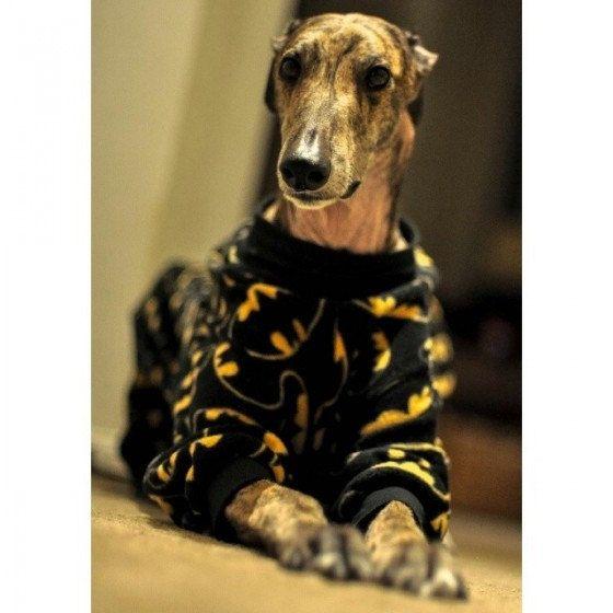 Large Dog Pajamas Many Fleece Prints by RebelWag on Etsy