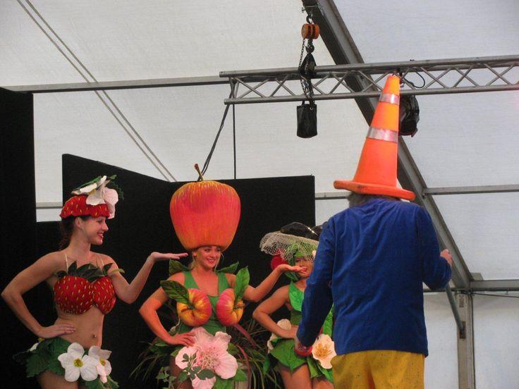 Jenny Gillies' Show — at Ellerslie International Flower Show.