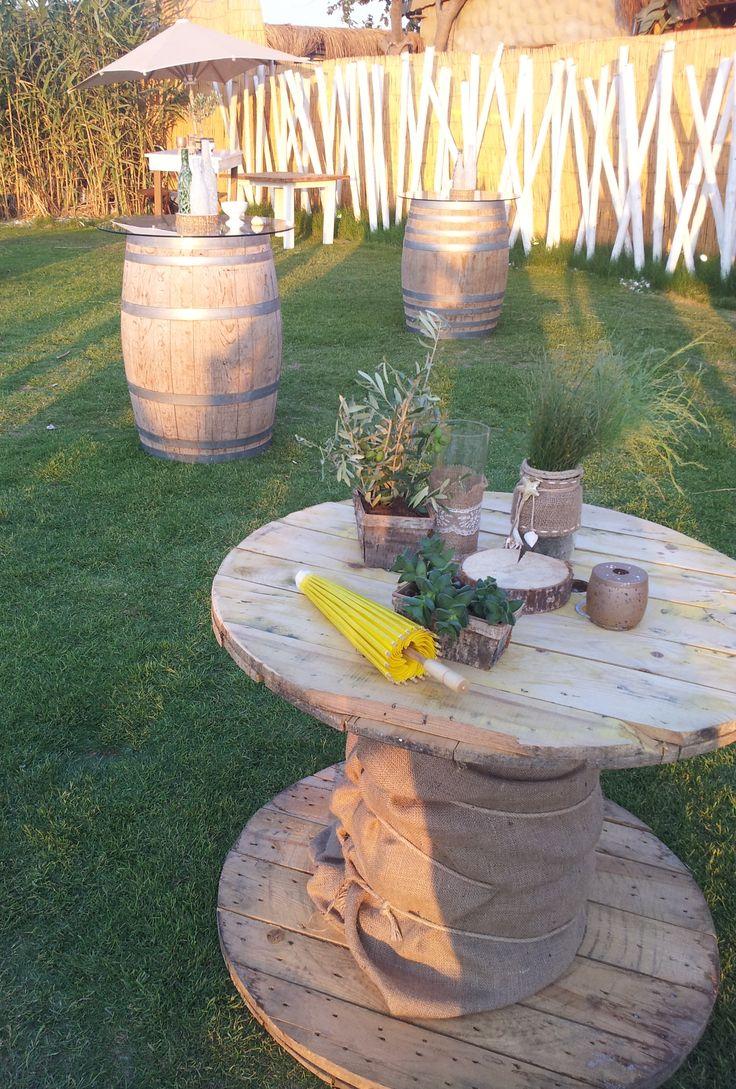 #wine cask#reel# cocktail area#beforesunset#çeşmedavetvarorganizasyon