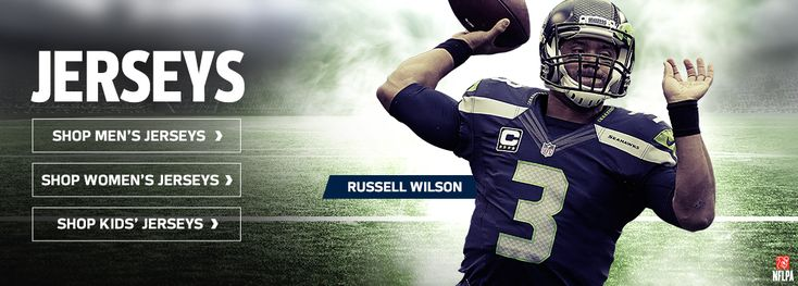 Seattle Seahawks Gear - Buy Seahawks Nike Jerseys, Hats, Apparel ...