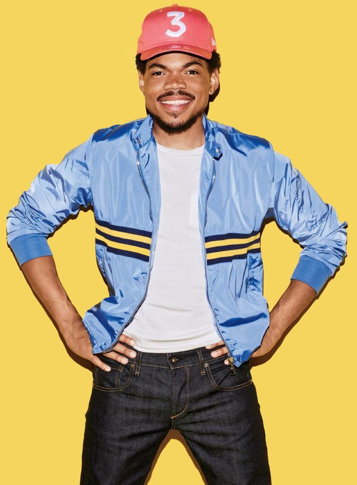 Male Fashion Trends: Chance the Rapper para GQ USA por Eric Ray Davidson