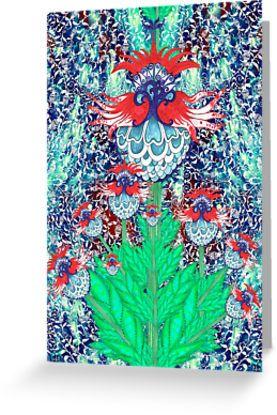 Ottoman Enginar by joancaronil