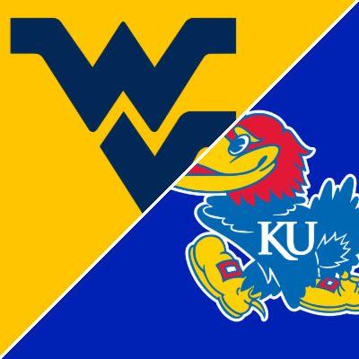 Get box score updates on the West Virginia Mountaineers vs. Kansas Jayhawks basketball game.