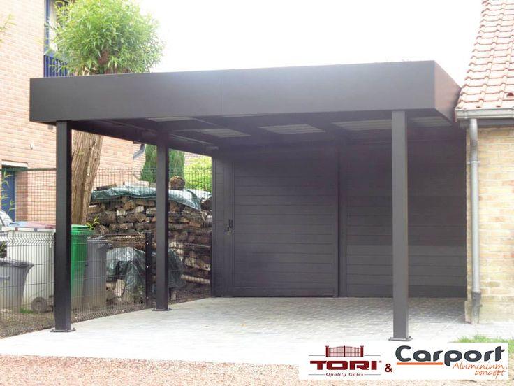 Image result for modern aluminum carport