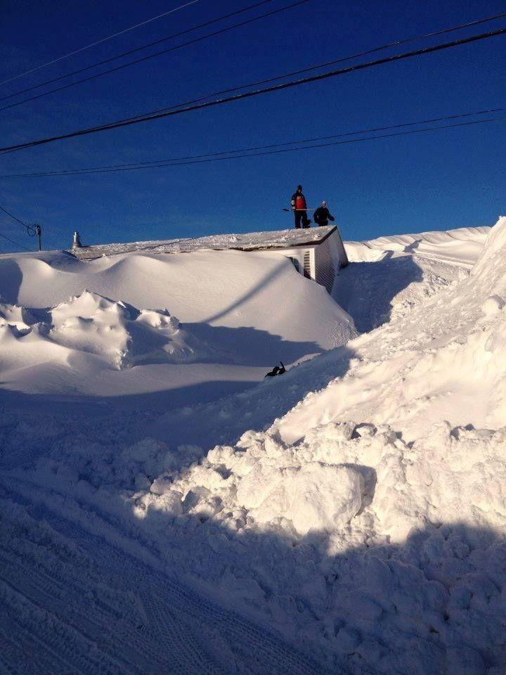 Port Aux Choix, Newfoundland Winter 2014