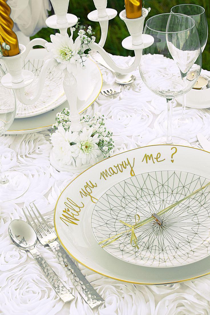 Assez Les 25 meilleures idées de la catégorie Demande en mariage  CL29