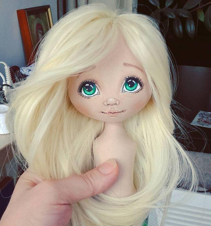 209 отметок «Нравится», 9 комментариев — Дьяченко Наталья (@dyachenkonatalya9) в Instagram: «Еще один повторчик   #кукла #куколка #подарок #ручнаяработа #творчество #куклаизткани #dolls…»