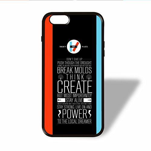 Twenty One Pilots Lyrics Iphone Case