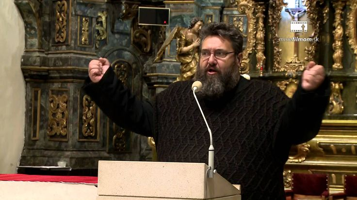 "Jozef Maretta: ""Diabol rád píše o kňazoch"""