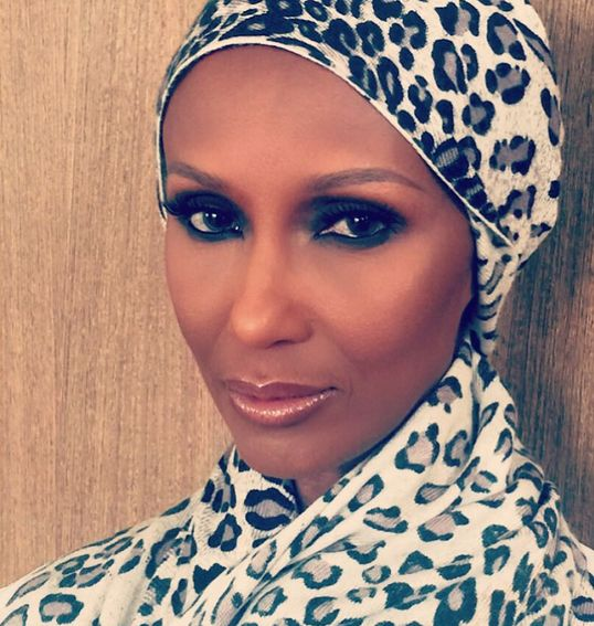 Supermodel Iman Turns 62 And These Photos Prove She Is More Fierce And Flawless Than Ever | HuffPost