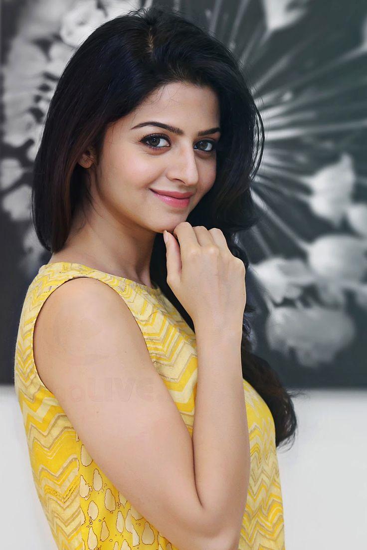 Vedhika in Yellow Photoshoot