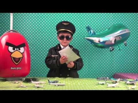 Martin Almanza Casa Cuento cómo viajar por primera vez en avión. - YouTube
