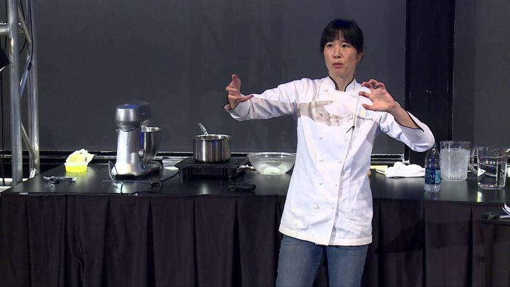 Joanne Chang: The Science of Sugar. Video.