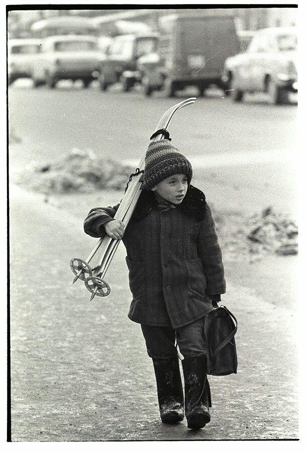 Soviet school. Эдуард Жигайлов. СССР Уроки физкультуры