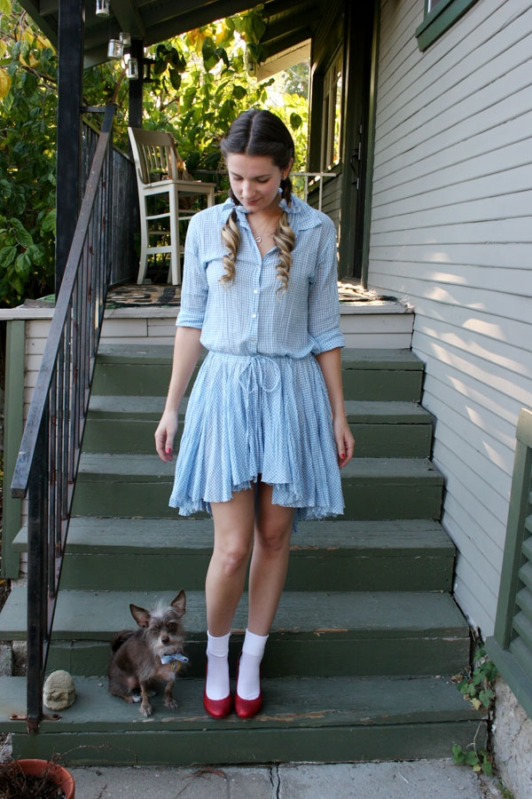 8 best Halloween Dorothy Wizard of Oz images on Pinterest ...