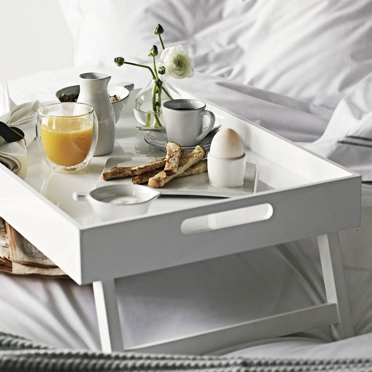 Breakfast in Bed Tray | The White Company